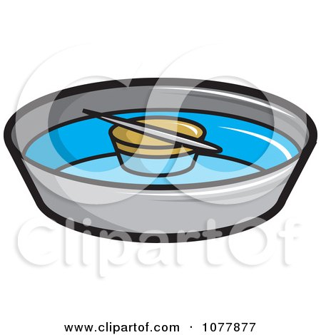 Clipart Compass - Royalty Free Vector Illustration by jtoons
