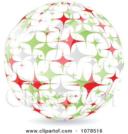 Clipart Starry Italian Sphere - Royalty Free Vector Illustration by Andrei Marincas