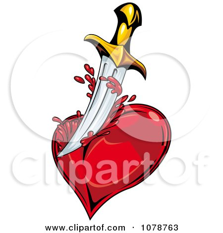 Clipart Bloody Swords - Royalty Free Vector Illustration by Seamartini ...