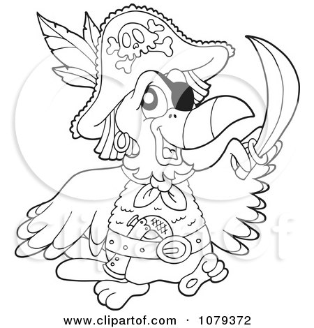 Cartoon Pirate Parrot Coloring Pages Car Pictures Car Canyon Pirate Parrot Coloring Pages