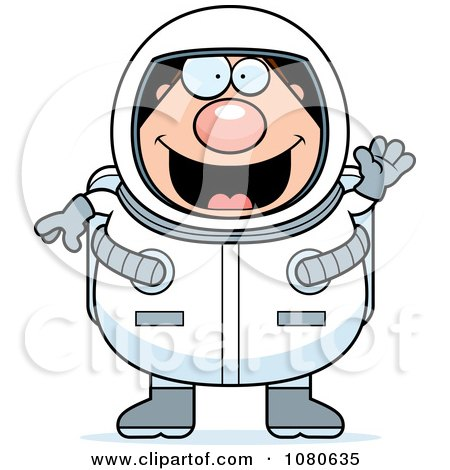 Astronaut Waving Bye (page 4) - Pics about space