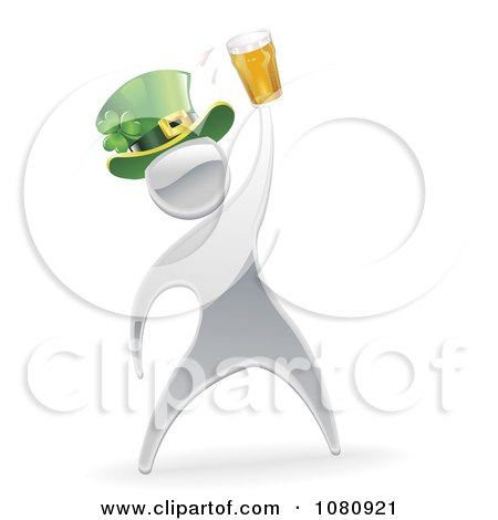 3d illustration for st patricks day card background border or pictures ...