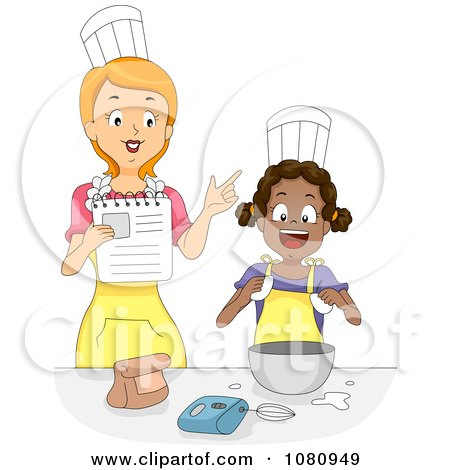 Diverse Kids Wearing Chef Hats Around A Blank Sign Posters Art Prints By Bnp Design Studio