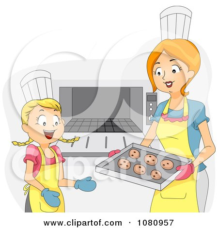Royalty-Free (RF) Home Ec Clipart, Illustrations, Vector Graphics #1