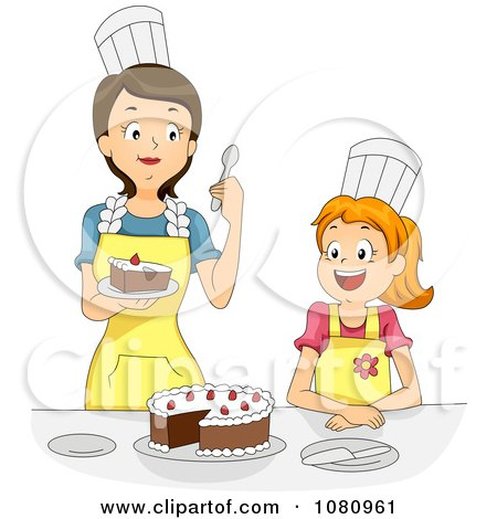 Royalty-Free (RF) Clipart of Home Economics, Illustrations, Vector ...