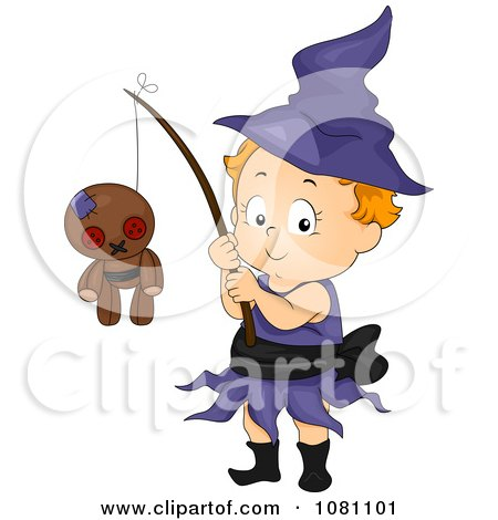 Royalty-Free (RF) Halloween Baby Clipart, Illustrations, Vector ...