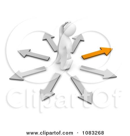 Clipart  - Royalty Free CGI Illustration by Jiri Moucka