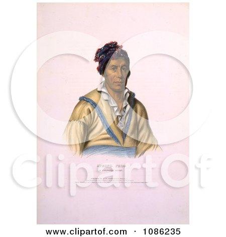 Cherokee Indian Chief