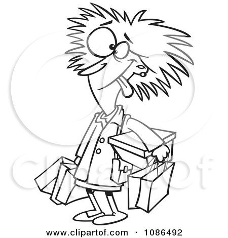 Royalty Free Rf Frazzled Clipart Illustrations Vector
