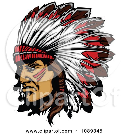 Native American Clipart Traveling