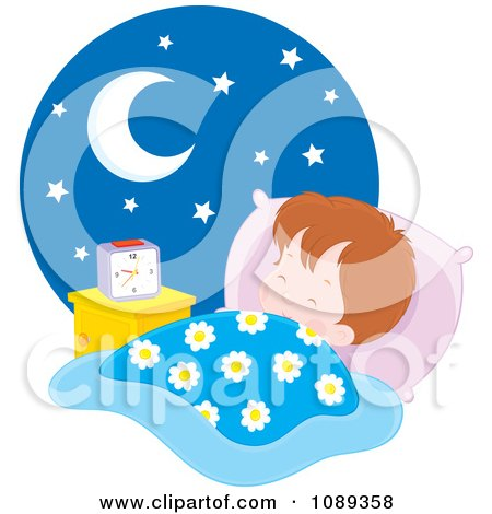 Royalty-Free (RF) Bed Clipart, Illustrations, Vector
