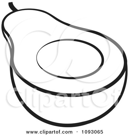 Seeds Clipart Black And White Black And White Clipart
