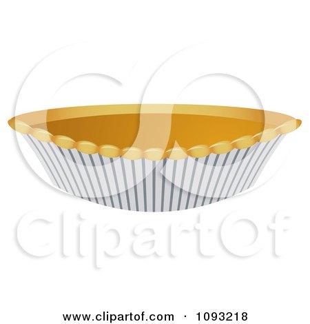 Clipart Pumpkin Pie 1 - Royalty Free Vector Illustration by Randomway