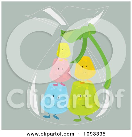 Royalty-Free (RF) Clipart of Gum Drops, Illustrations ...