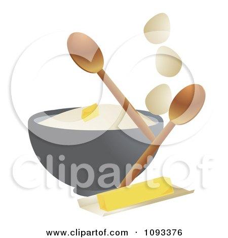 Royalty-Free (RF) Baking Clipart, Illustrations, Vector ...
