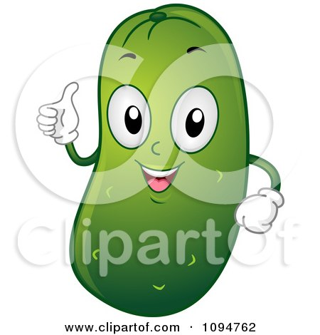 Preview Clipart  Happy Pickle  Happy Pickle Clipart