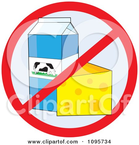 Clipart restricted symbol over cheese and milk products no for Free clipart no copyright