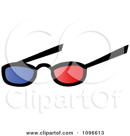 Royalty-Free (RF) Clipart of Pair Of Glasses ...