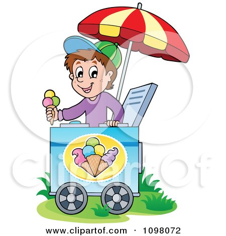 Royalty Free Rf Clipart Of Vendors Illustrations Vector Graphics 1