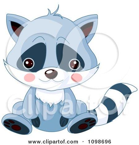 Preview Clipart Raccoon Face Clip Art
