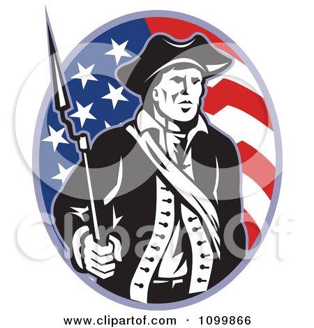 Royalty-Free (RF) American Revolutionary War Clipart ...