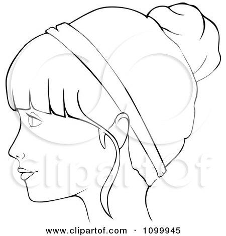 Royalty-Free (RF) Bun Clipart, Illustrations, Vector ...