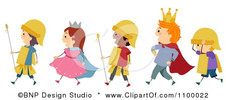 Royalty Free Knight Illustrations by BNP Design Studio Page 1