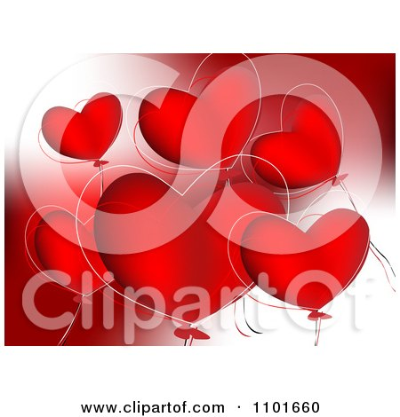 1101660-Clipart-Red-Heart-Valentines-Day