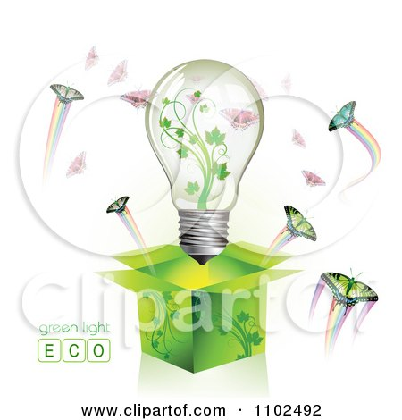 Royalty Free Reusable Energy Illustrations by merlinul Page 1