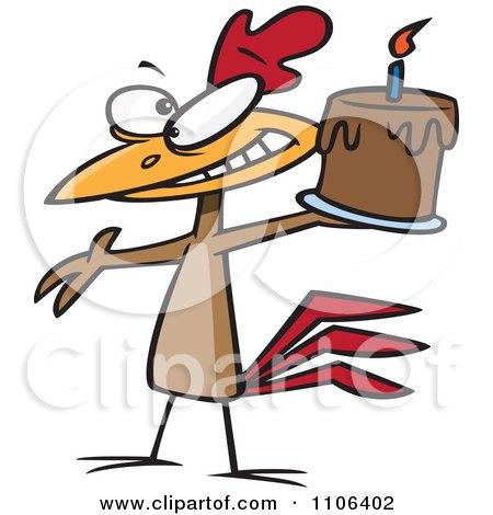 Chicken ala carte essay