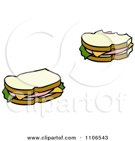 clipart bologna sandwich royalty free vector illustration by cartoon solutions 1106563 clipart bologna sandwich royalty free