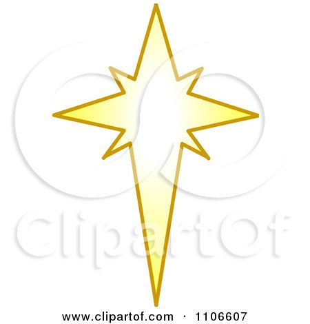 Christmas Star Images Clip Art.Clipart Christmas Star Royalty Free Vector Illustration By