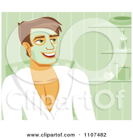 Royalty-Free (RF) Clipart of Spa Treatments, Illustrations ...