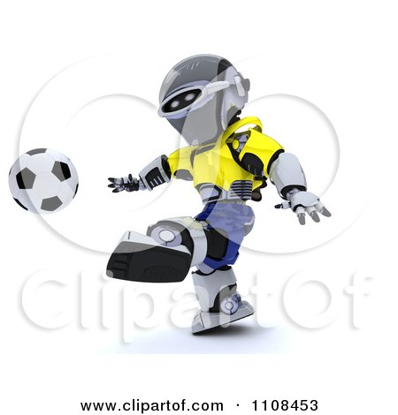 Clipart 3d Swedish Robot Playing Soccer - Royalty Free CGI ...: snakemisfire51.dtiblog.com/blog-date-20121105.html