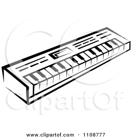 Keyboard 1 1065526 on small digital piano