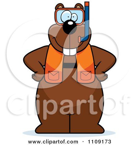 Royalty Free Rf Gopher Clipart Illustrations Vector