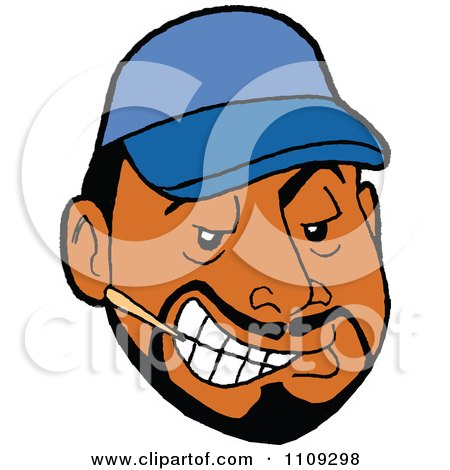 Royalty Free Baseball Cap Illustrations by LaffToon Page 1