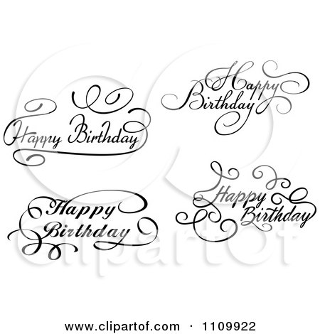 Clipart Of A Pink Floral Doodle Baby Carriage And Happy