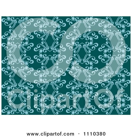 Clipart Seamless Teal And Turquoise