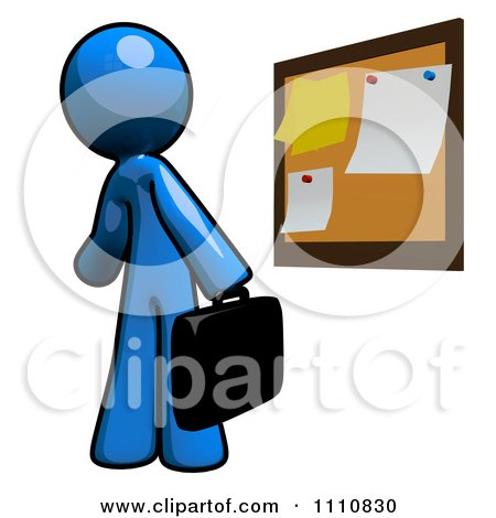 Royalty-Free (RF) Bulletin Board Clipart, Illustrations, Vector ...