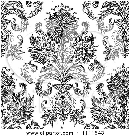 https://images.clipartof.com/small/1111543-Seamless-Black-And-White-Vintage-Floral-Pattern-2-Poster-Art-Print.jpg