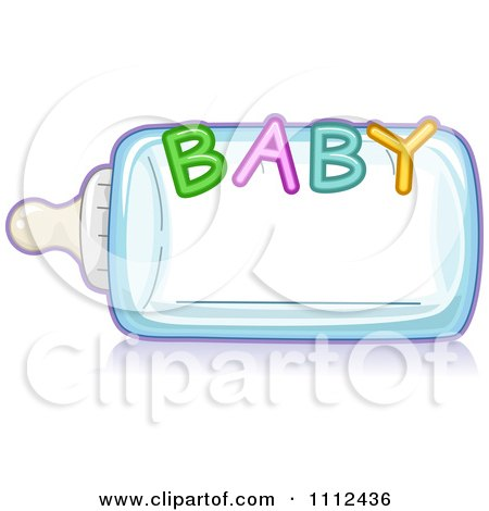 Royalty-Free (RF) Clipart of Baby Bottles, Illustrations, Vector ...