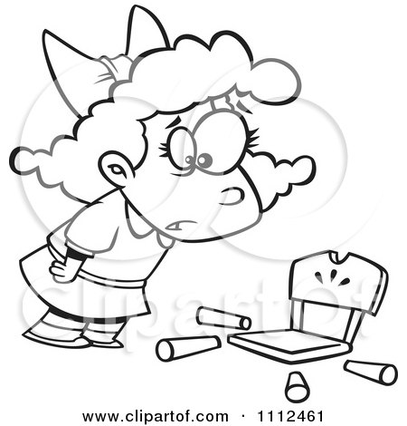 Royalty-Free (RF) Clipart of Goldilocks And The Three Bears ...