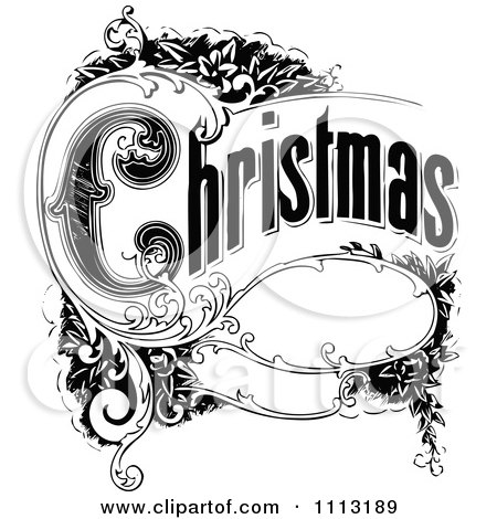 Clipart of a Vintage Black and White Sad Christmas Boy with Soap ...