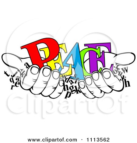 Royalty-Free (RF) World Peace Clipart, Illustrations, Vector ...