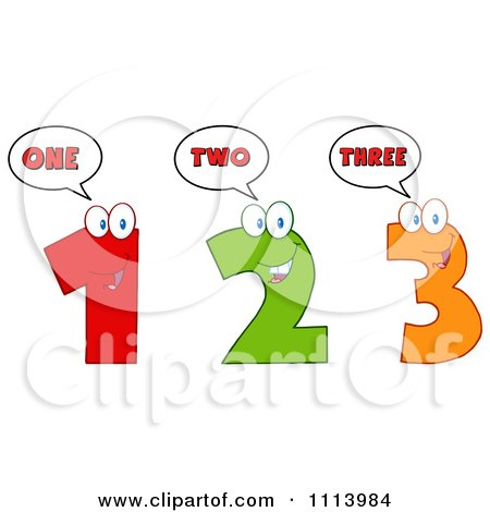 http://images.clipartof.com/small/1113984-Happy-Talking-1-2-And-3-Numbers-Poster-Art-Print.jpg