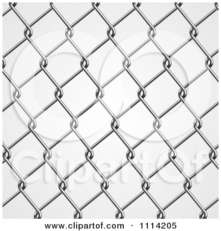 Royalty-Free (RF) Chain Link Fence Clipart, Illustrations, Vector ...