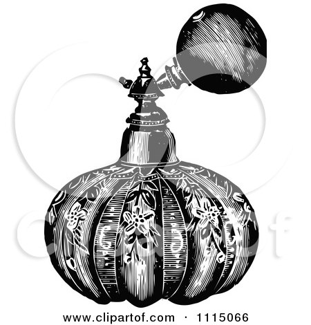 Clipart Vintage Black And White 2 - Royalty Free Vector Illustration by Prawny Vintage