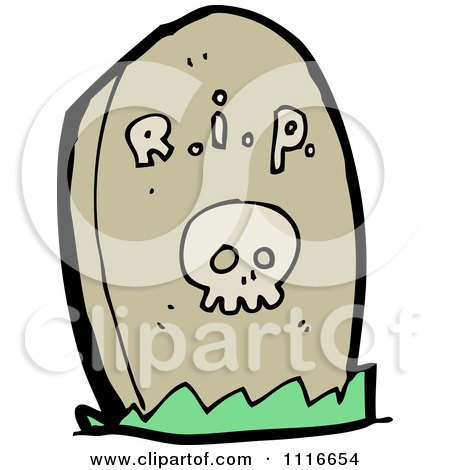 Royalty-Free (RF) Gravestone Clipart, Illustrations, Vector ...