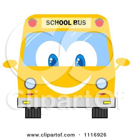 Happy School Bus Posters, Art Prints